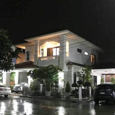 Stylish Buriram home in gated community✔